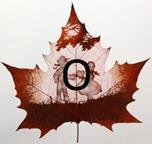 Изображение буквы «О»