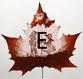 Изображение буквы «Е»